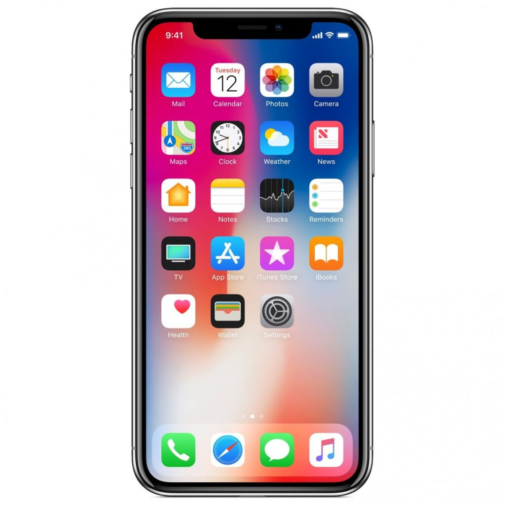Apple iPhone X (Space Gray)